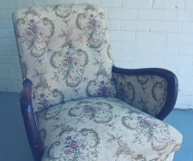 Antique Occasional Armchair